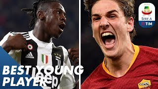 Kean or Zaniolo?   Best Young Players of 2018/19   Serie A