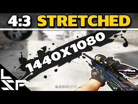 1440x1080 - 4:3 STRETCHED | CS:GO Experiment