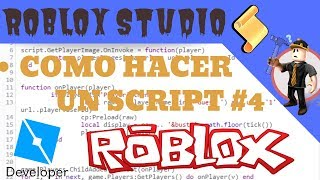 📃🌟 HOW TO MAKE A SCRIPT IN ROBLOX STUDIO Ep.4 ? Tutorial in Spanish - 🌟📃