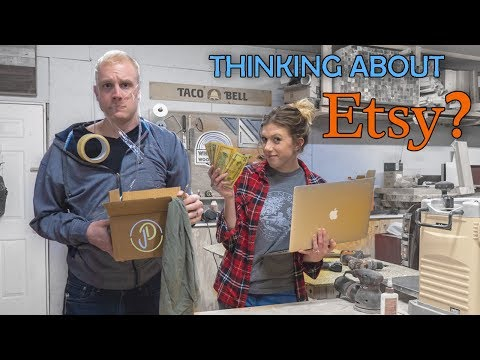 10 Things to Consider Before Starting an Etsy Store | Woodworking Business