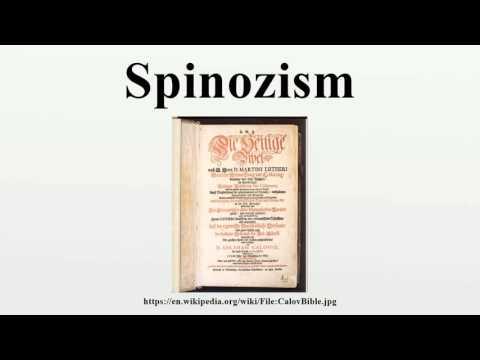 Spinozism