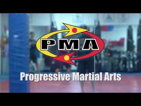 FOUNDATIONS PROGRAM | Progressive Martial Arts