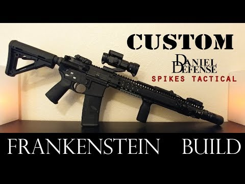 My Custom AR15 Build MUST WATCH!