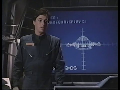 Earth Star Voyager Full SCIFI movie from 1988