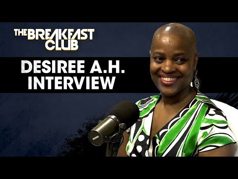 Desiree A.H. Walker On Young Women Facing Breast Cancer, How To Educate + More