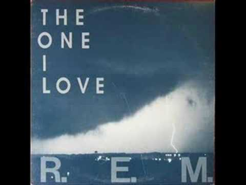 R.E.M. The One I Love Acoustic Live
