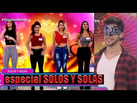 Ojos que no ven - Programa 10/05/18 - Especial SOLOS Y SOLAS