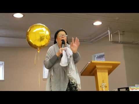 Senior Pastor Gwendolyn Wheeler