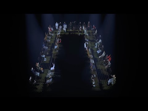 """A LAST SUPPER"" - rag & bone FW19 collection"
