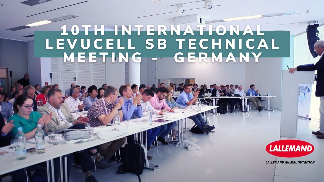 International LEVUCELL SB technical meeting - Münster, Germany (10th edition)