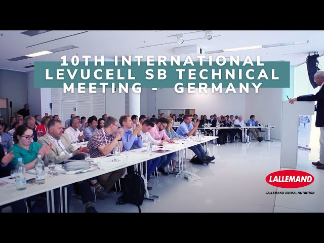 10th International LEVUCELL SB technical meeting, Münster, Germany