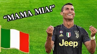 Famous Football Players speaking Non-native Languages [Ronaldo,ibrahimovic, Beckham,Bale & etc]
