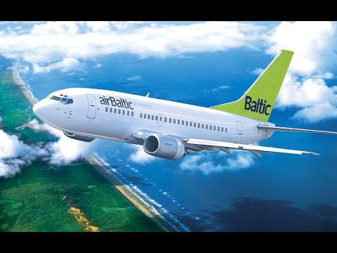 FLIGHT    СПБ [ULLI] - Рига [EVRA] - Минск [UMMS]    AirBaltic