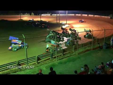 Carolina No Bull Sprint Series at Travelers Rest Speedway 10/14/17 Travelers Rest, SC
