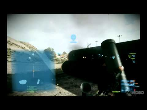 Battlefield 3: M224 Mortar gameplay on Operation Firestom Conquest