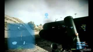 Battlefield 3: M224 Mortar gameplay on Operation Firestom Conquest