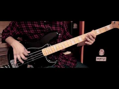 "ONI - Chase Bryant ""Barn Burner"" Bass play through"