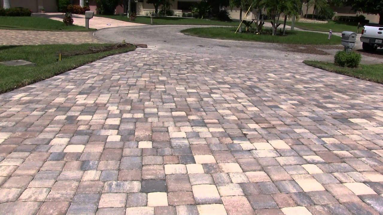 Types of Driveways - Sand Seal Paving |Stone Driveways