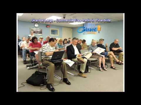 Rich Girard, Host of Girard at Large speaks to Plan Pinardville or Plan Pinardhood 14 Aug 2013
