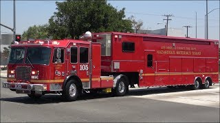 Fire trucks responding - BEST OF 2017