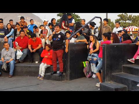 "Kelvin ""Fosforito"" | Parte 3 | Comicos Ambulantes | Chabuca Granda"