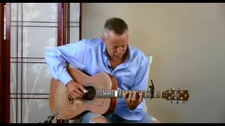 Tommy Emmanuel - Papa George - Guitar Lesson