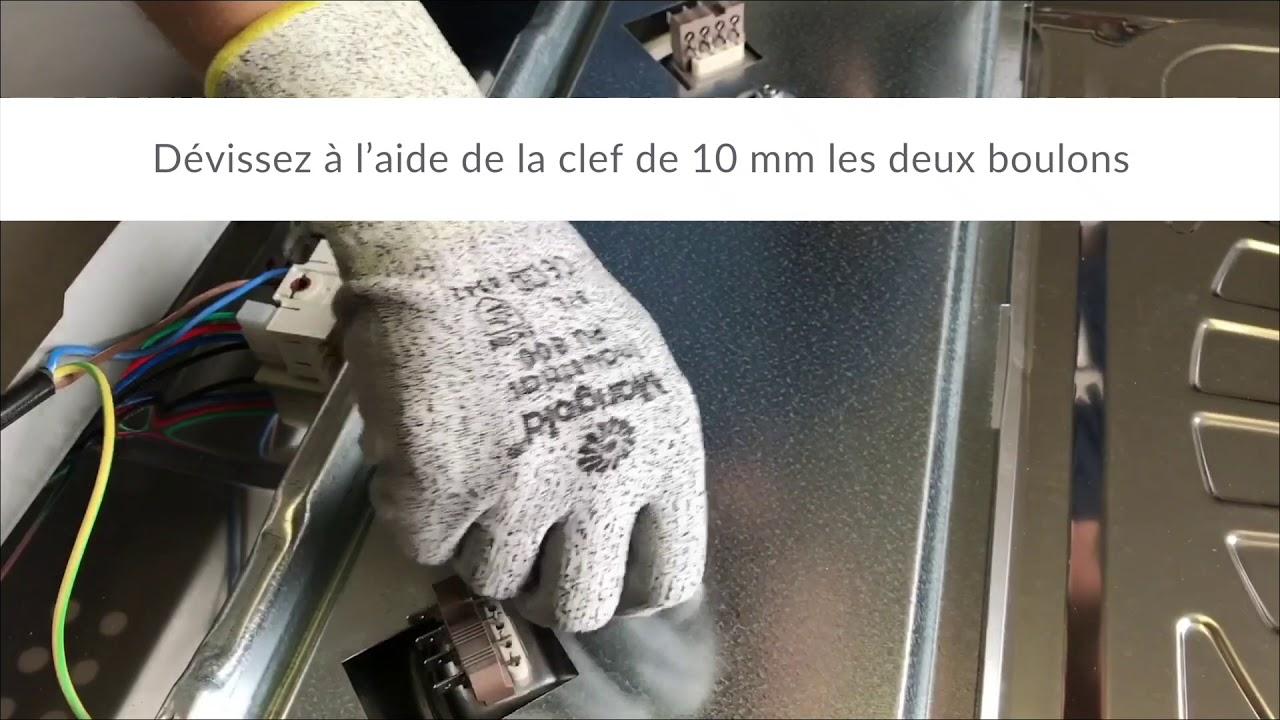 Demonter Plaque De Cuisson Electrique moderna - changement des plaques électriques évier cuisinette