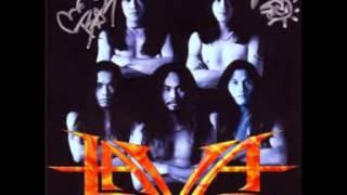 LAVA : LAVA วงลาวา (หินเหล็กไฟ) Thailand Heavy Metal Hairband (Full)