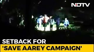 tree-cutting-begins-at-mumbai-s-aarey-colony-activists-protest