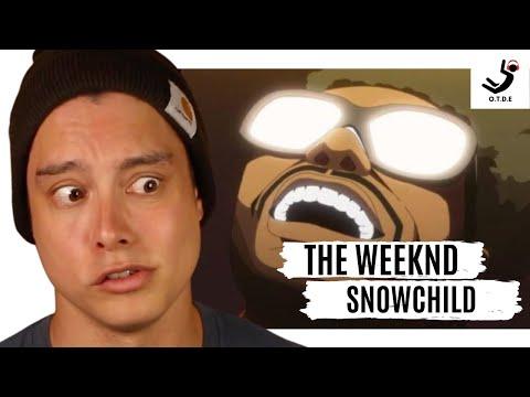 The Weeknd - Snowchild (Music Video)    REACTION \u0026 THEORY!!