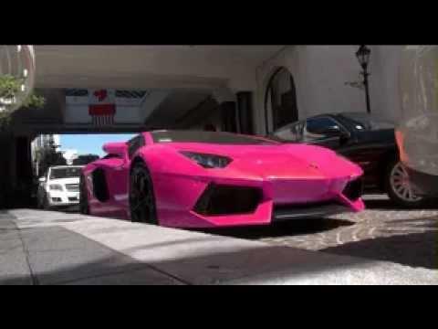 Nicki Minaj Had Crashed Her 500k Pink Lamborghini