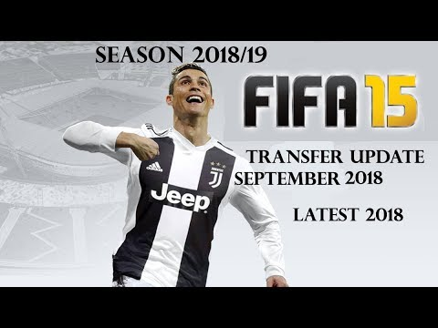 FIFA 15 PC Latest Transfer Update September 2018 Download-Mediafire Link  Career Mode Working