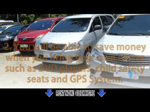 BEST & CHEAPEST DEALS- CAR RENTAL PHILIPPINES- 4 TIPS AND FACTS BEFORE HIRING YOUR CAR IN MANILA