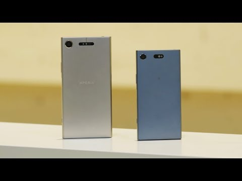 Download Youtube: Sony Xperia XZ1 first look