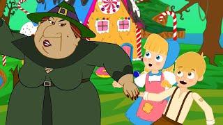 Гензель и Гретель сказка Сказки для детей Мультик сказки на ночь