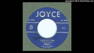 Crests, The - Sweetest One - 1957
