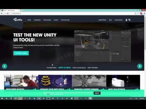 Modern GUI Development in Unity 4.6 - #2: UI Crash Course