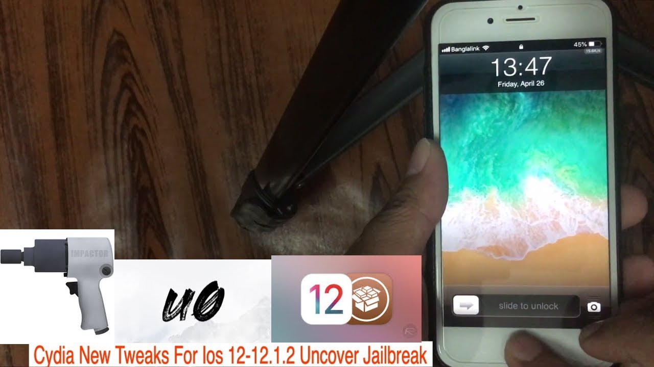 Cydia Tweaks For Ios 12-12 1 2 Uncover Jailbreak - Самые