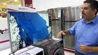 LG 43UJ651V 4K UHD SMART TV TANITIM VE İNCELEME