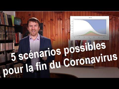 5 scénarios possibles pour la fin du Coronavirus