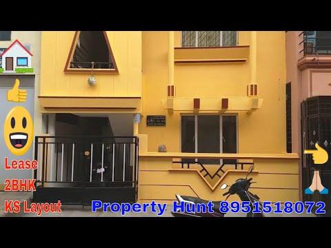 Lease 2BHK house in Ground floor Kumaraswamy layout Bangalore Property Hunter #PH19