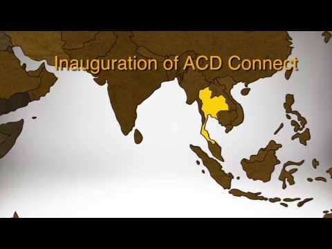 การประชุมสุดยอดกรอบความร่วมมือเอเชีย Asia Cooperation Dialogue   ACD Summit ครั้งที่ 2 1