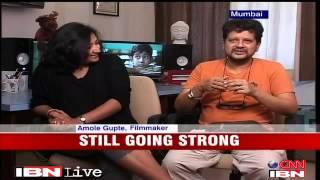 Director Amol Gupte, wife Deepa Bhatia on their love story