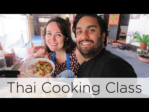 Thai Cooking Class | Awesome Wave