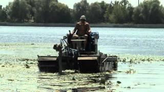 Очистка озера экскаватором-амфибией.(www.minizem.net.ua +38067 220-42-33., 2012-03-18T12:33:31.000Z)