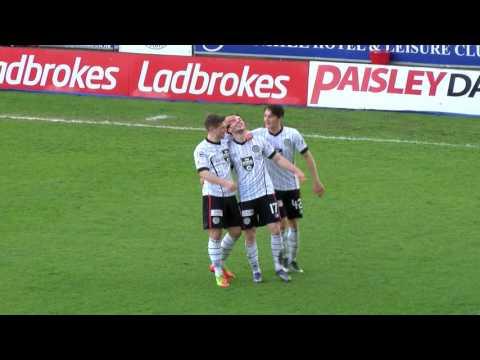 SPFL Championship: Saint Mirren v Ayr United