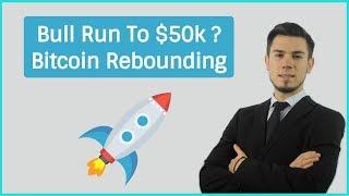 Bull Run To $50k ? Bitcoin Rebounding Feb 7th