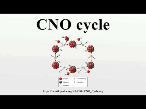 CNO cycle