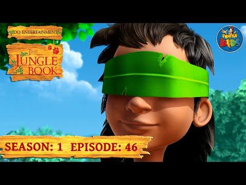 jungle-book-cartoon-show-full-hd---season-1-episode-46---a-real-wolf
