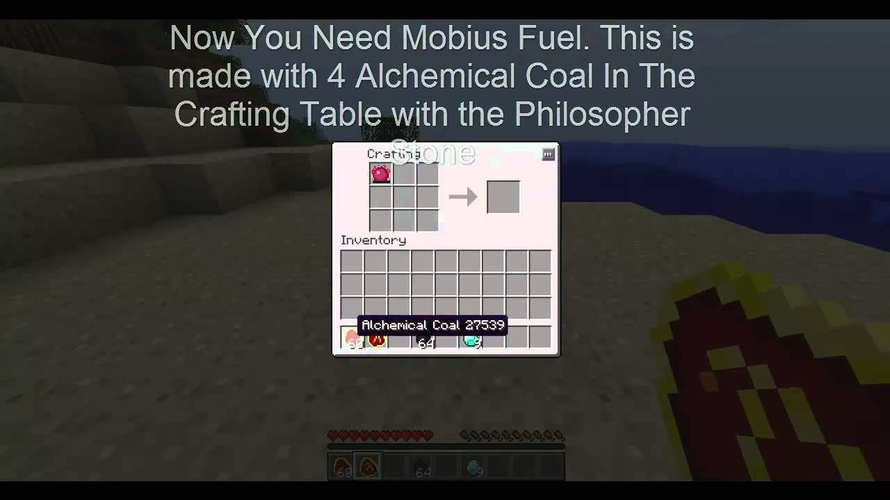 What can be done from matter in the game Minecraft